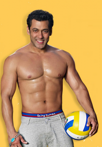 Since decades, Salman has inspired many with his fit physique