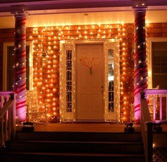 Entrance Decoration Idea For Diwali