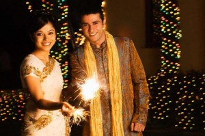 Make your first Diwali after marriage equally special for your hubby
