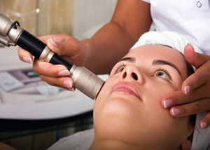 Microdermabrasion is a newer and better alternative to other invasive treatments