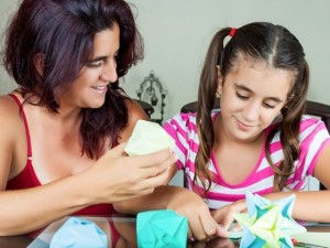Hobby classes like origami will keep your kids' creativity levels high
