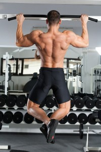 Pull-ups can add strain to your shoulders, wrists and spine. Avoid doing them if you are a beginner.
