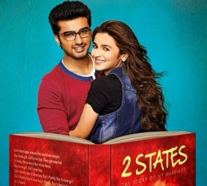 Bollywood film '2 States' based on Chetan Bhagat's novel dealt with inter-caste love marriage