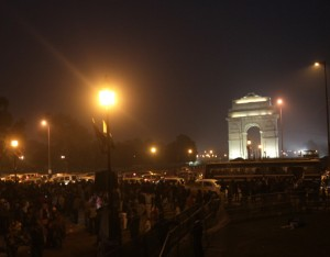 Delhi is known for it's party animal people. Try visiting the country's capital this New Year's eve