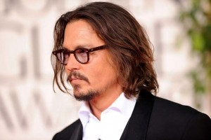 Use a nourishing hair mousse to style your hair like Johnny Depp's