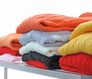 Woollen clothes need special care