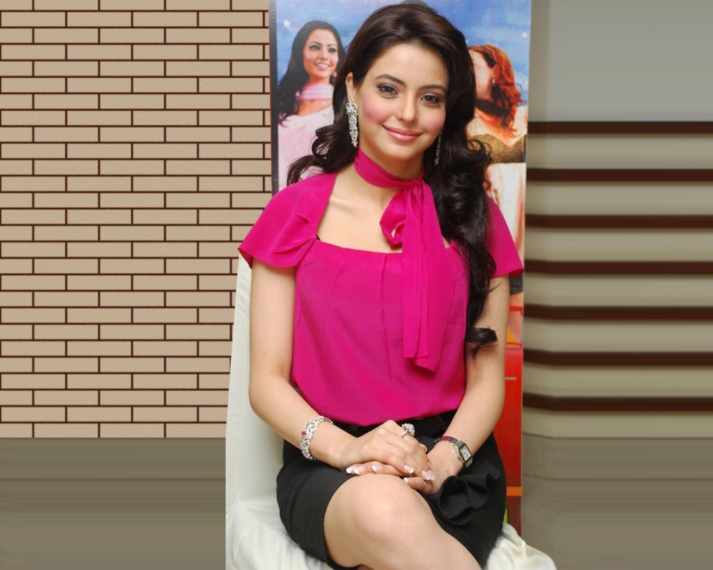 Aamna Sharif was last seen in 'Ek Villain' in a supporting role