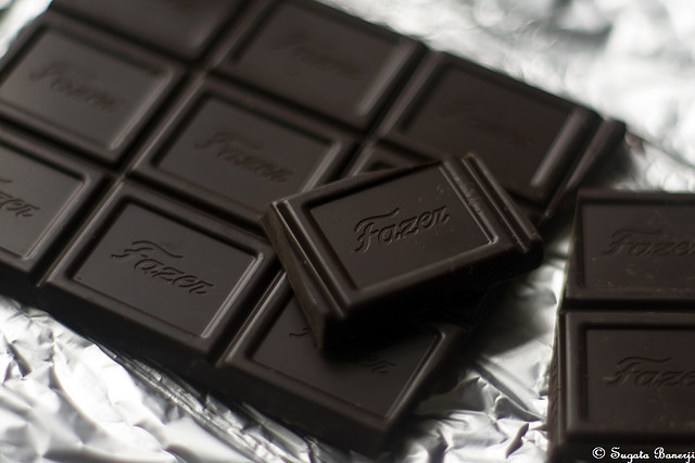 Image result for dark black chocolate