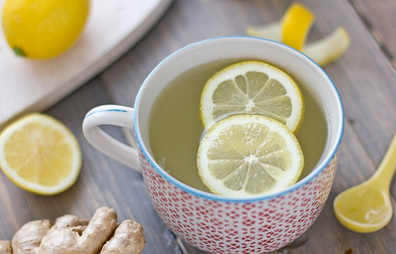 Lemon tea is a really good for one's health