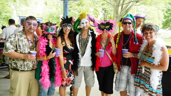 Mardi Gras Theme Parties Are Gaining Pority Worldwide