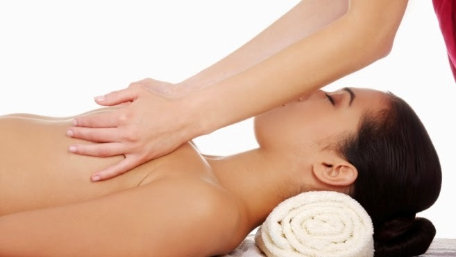 Massaging the breast with essential oils also helps to make them firm