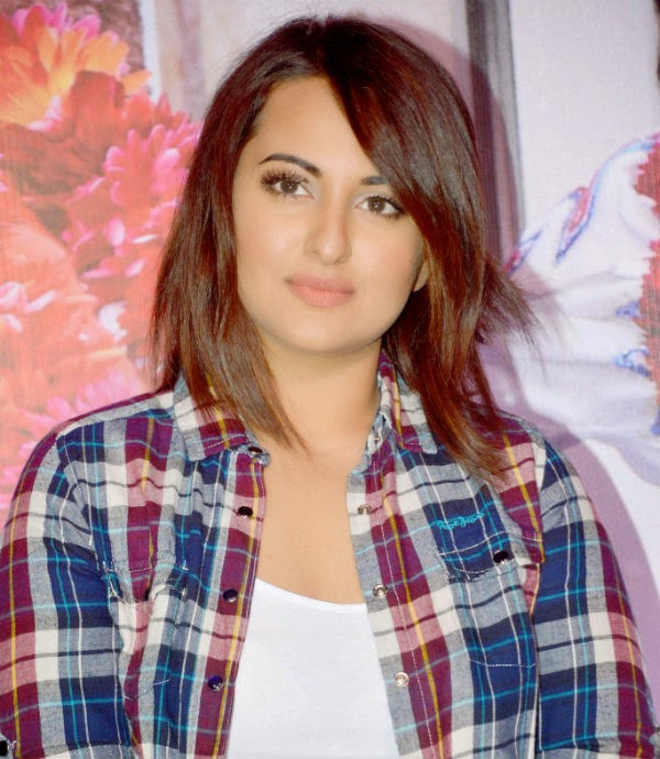 Looks like Sonakshi doesn't like her Indian avatar anymore