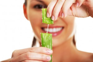 Aloe vera is a good remedy for all skin problems