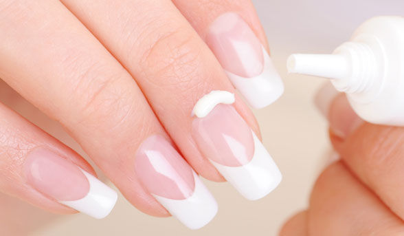Cuticle oil or cuticle creams can work wonders for your peeling nails