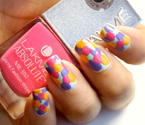 Nail art by Corallista