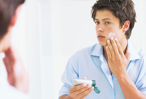 Use skin products that are non-comedogenic