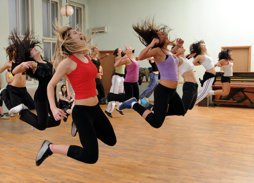 Dancing helps you stay fit, Learn To Dance,