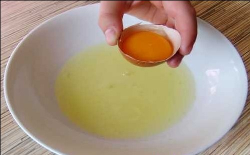 Separating Egg white from the yolk, getting rid of blackheads,