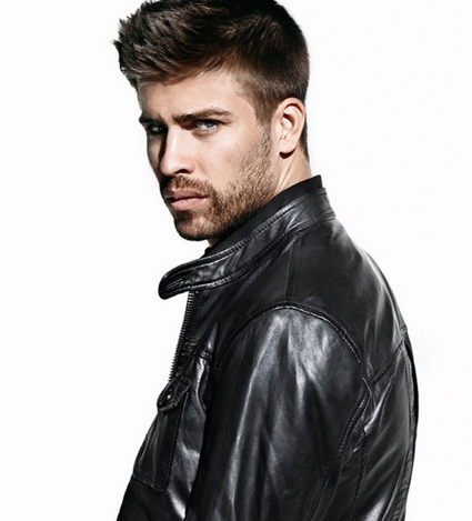 Gerard Pique looking hot, handsome, stylish, charming