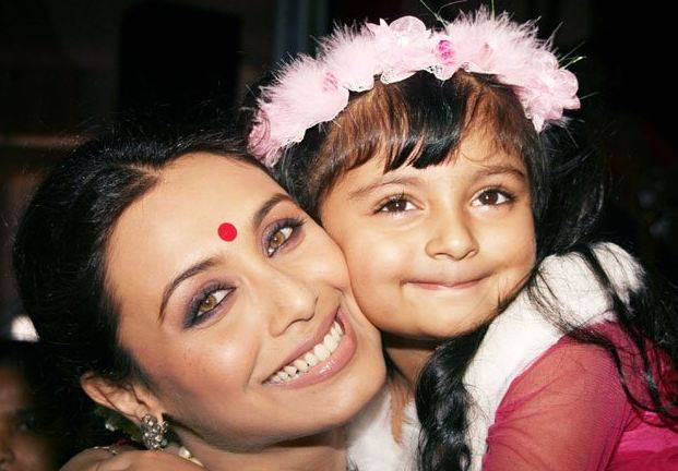 Rani Mukerji has always been very fond of kids, we hope she has her own soon!