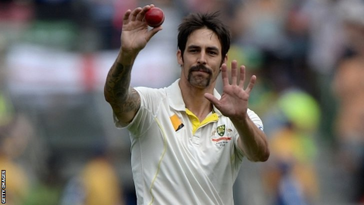 Mitchell Johnson Cute hot sexy looking cricketer