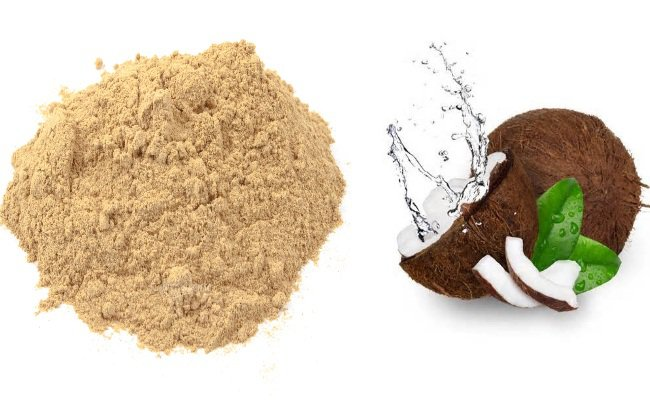 multani mitti and coconut water, natural remedies to remove sun tan effectively