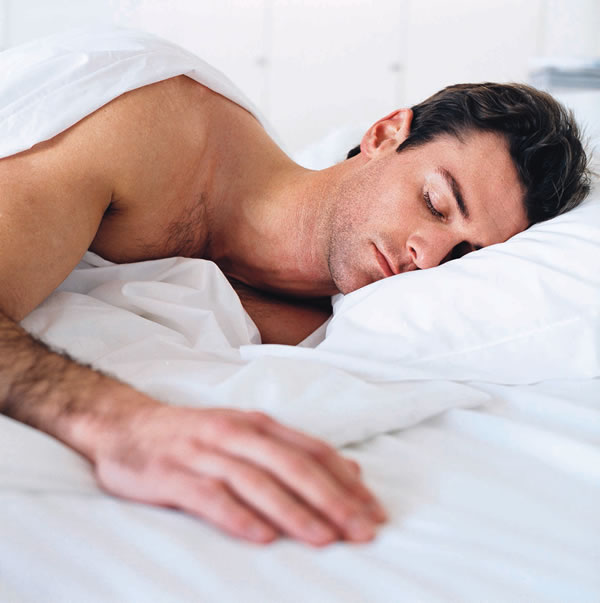 Getting sound sleep whether at night or in the afternoon lowers stress to a great extent