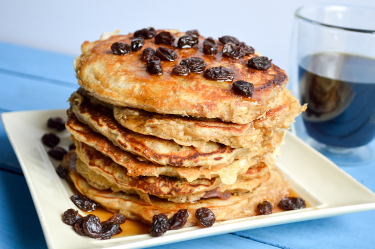 Cinnamon-Oatmeal-Raisin-Pancakes1