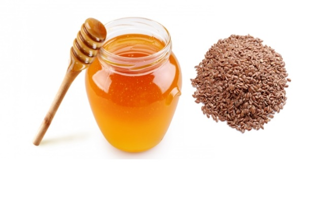 Honey And Flaxseed Oil, home remedies to get rid of moles