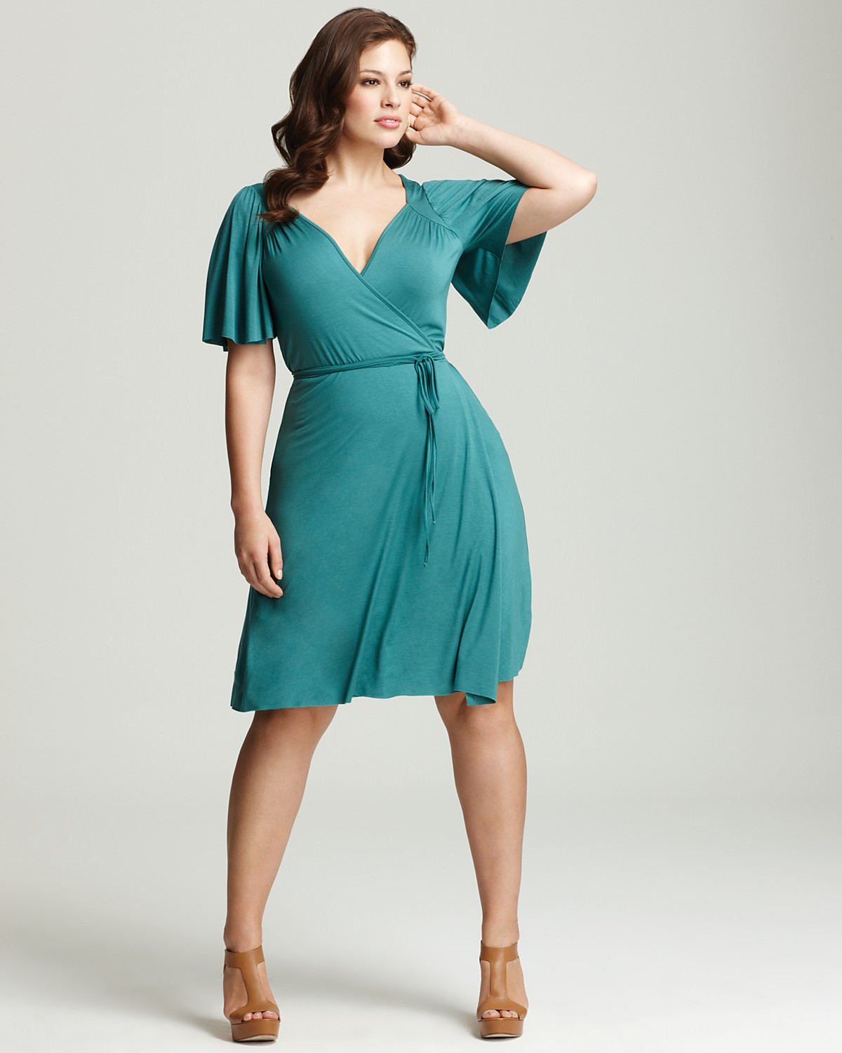 Wrap Dresses for hourglass figure