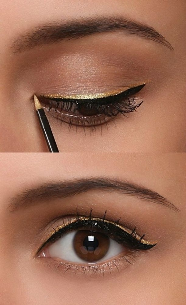 Unbelievably Amazing Uses Of Eye Shadow The Brunette Diaries