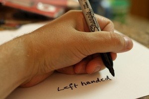 Problems Of Left-handed People