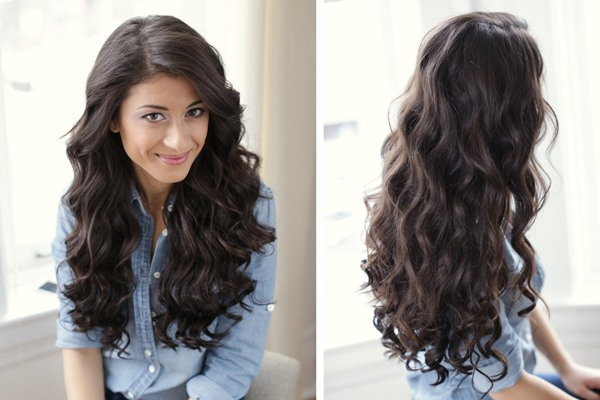 Super Easy Hairstyling Hacks For Lazy Girls The Brunette Diaries