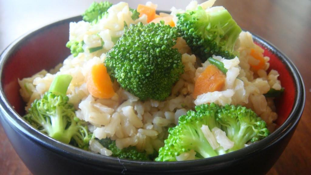 Диета из мясная и риса