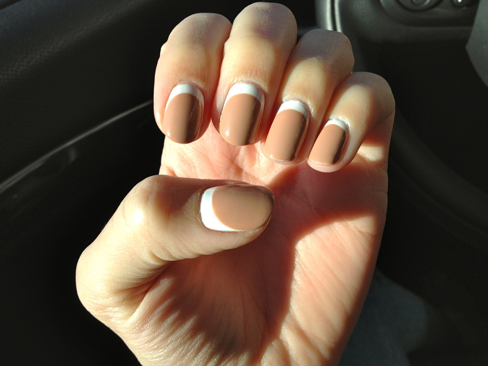 10 Amazing Must-Try French Manicure Twists | The Brunette Diaries