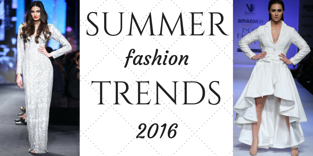 8 Summer Fashion Trends That Will Rule 2016