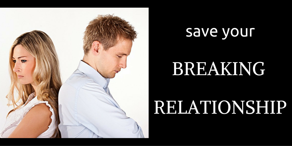 save your breaking relationship
