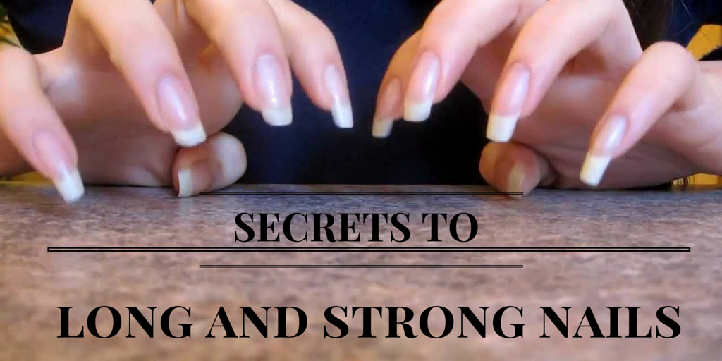 grow nails faster and stronger