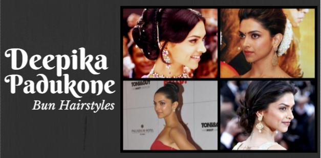 7 Deepika Padukone Bun Hairstyles You Must Try The Brunette Diaries