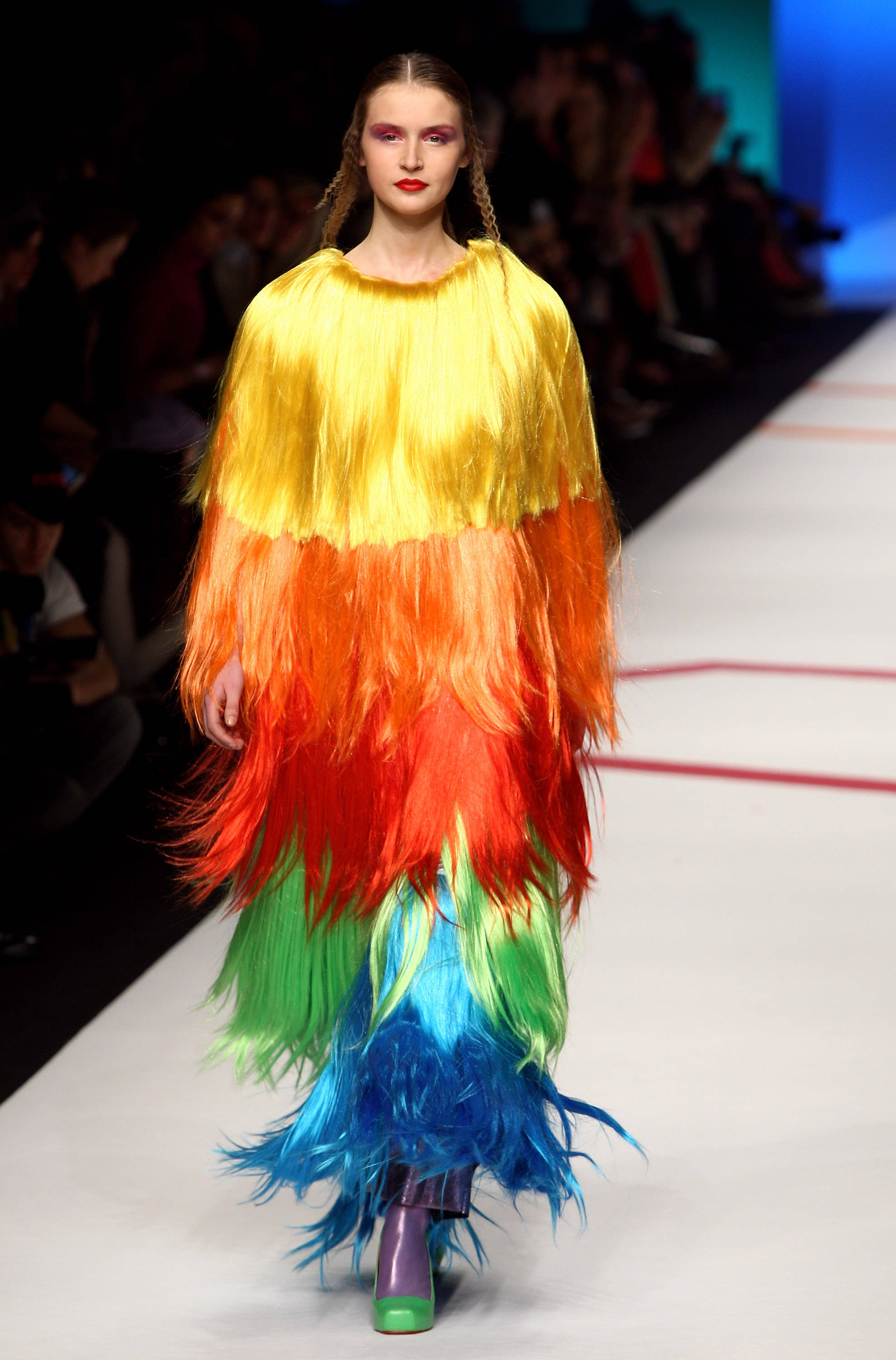 Agatha Ruiz De La Prada: Milan Fashion Week Womenswear A/W 2009 - Runway