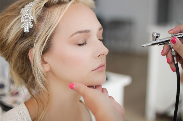 Bridal Makeup Artist Salon | Veil of Grace
