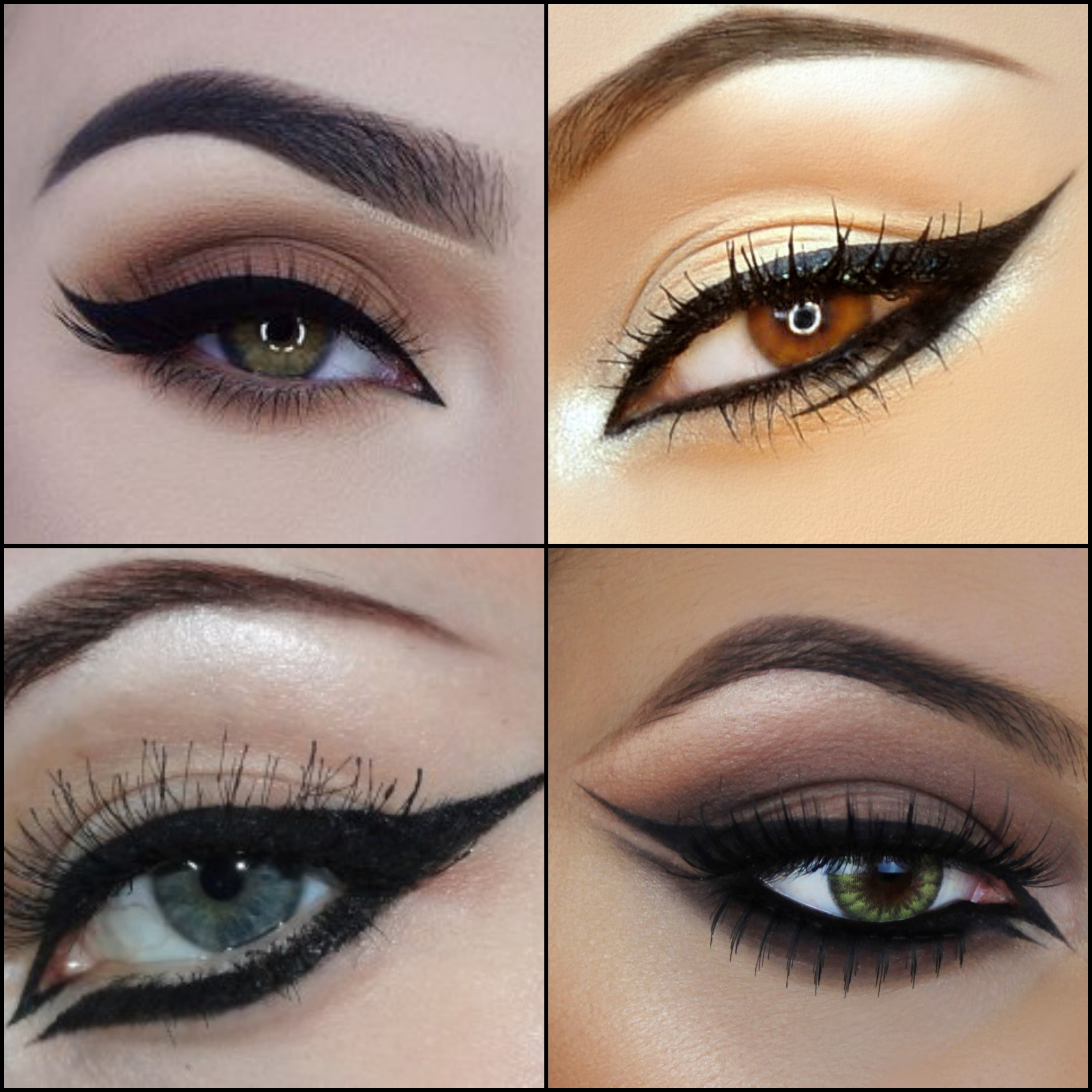 Not To Miss Difference Between Winged And Cat Eyeliner