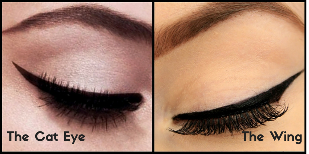 Not To Miss Difference Between Winged And Cat Eyeliner The