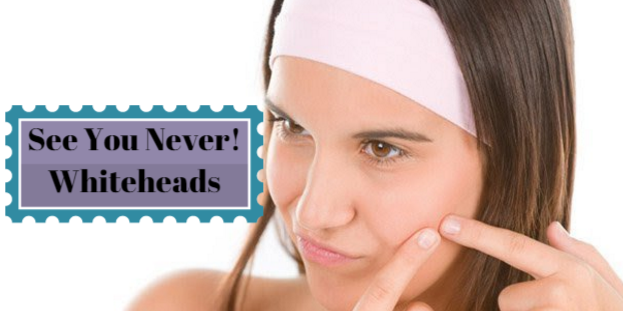 Get Rid Of Whiteheads