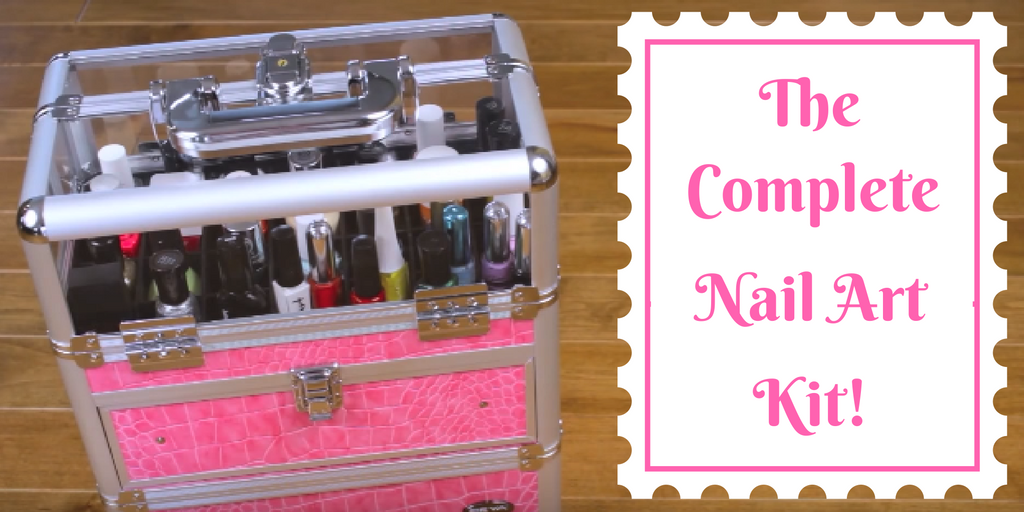 Nail Art Kit Essentials Every Enthusiast Should Have | The Brunette ...