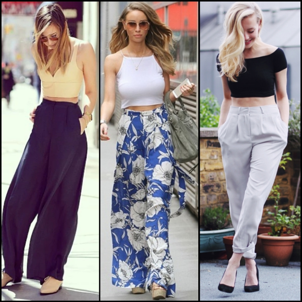 db009b0c5 TBD's Guide To Styling The Crop Top Without Showing Stomach | The ...