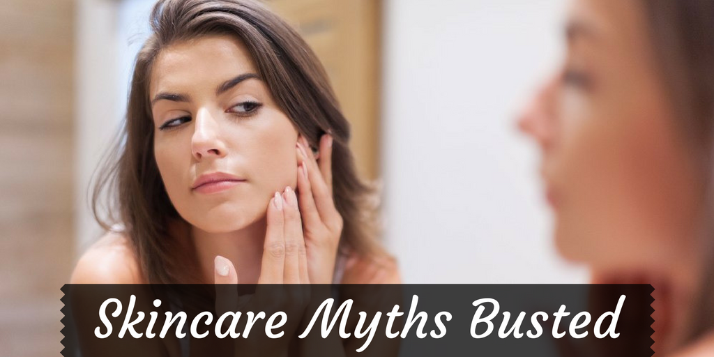 Skincare Myths Busted