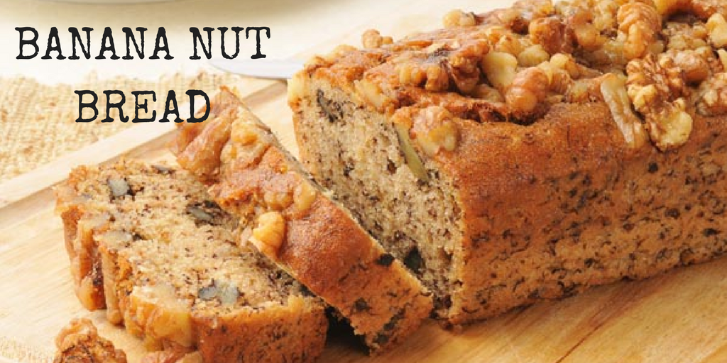 BANANA NUTBREAD