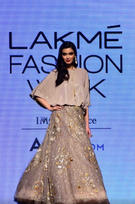 Diana Penty for Payal Singhal