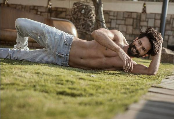 Shahid Kapoor turns vegan and fit